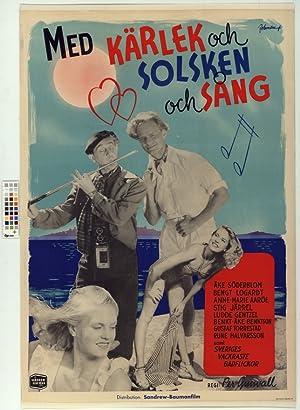 Med kärlek och solsken och sång (1948)