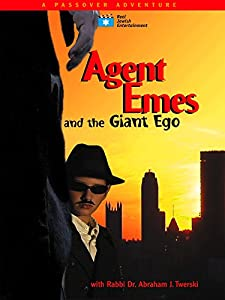 Agent Emes 4: Agent Emes and the Giant Ego