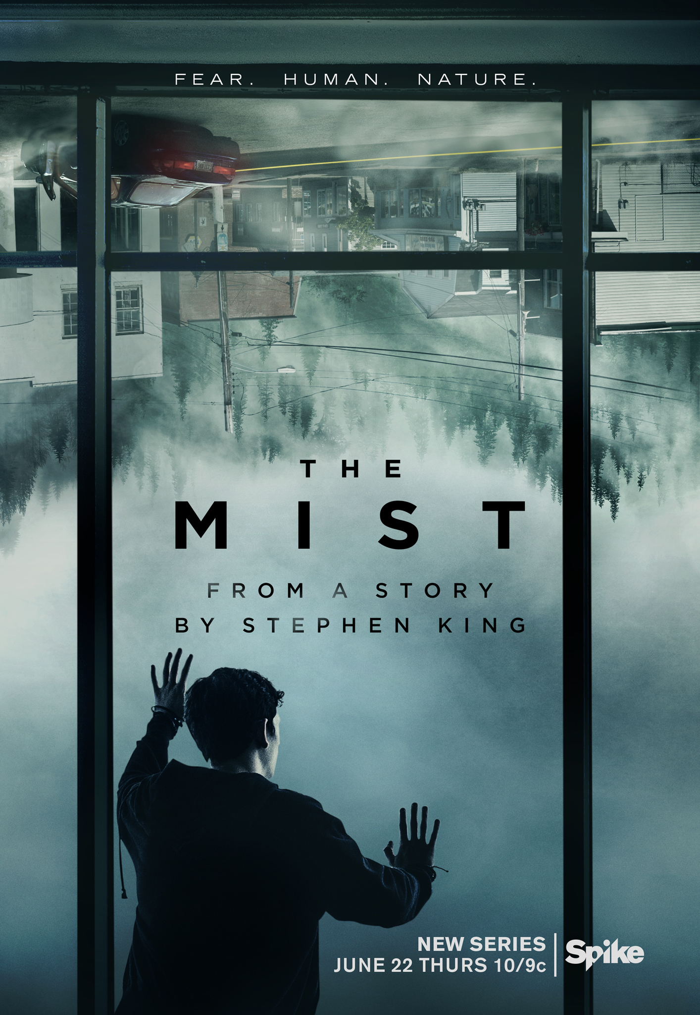 The Mist Tv Series 2017 Imdb