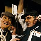Tommy Cooper and Eric Sykes in The Eric Sykes 1990 Show (1982)