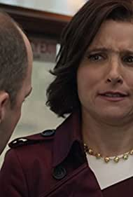 Julia Louis-Dreyfus and Tony Hale in Veep (2012)