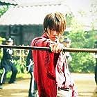 Takeru Satoh in Rurôni Kenshin: Kyôto taika-hen (2014)