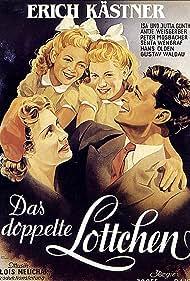Das doppelte Lottchen (1952) Poster - Movie Forum, Cast, Reviews