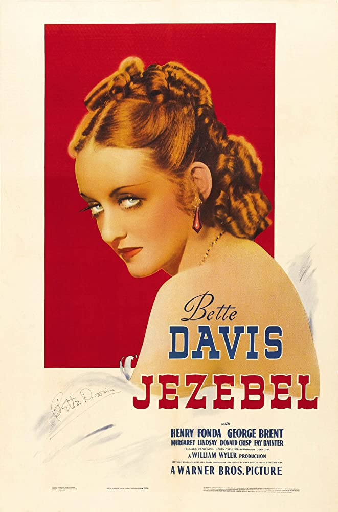 Bette Davis in Jezebel (1938)