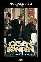 Olsen-banden (1968) Poster