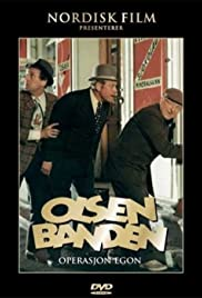 Olsen-banden(1968) Poster - Movie Forum, Cast, Reviews