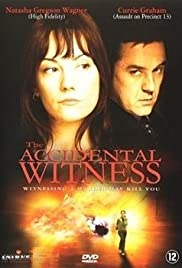 The Accidental Witness Poster