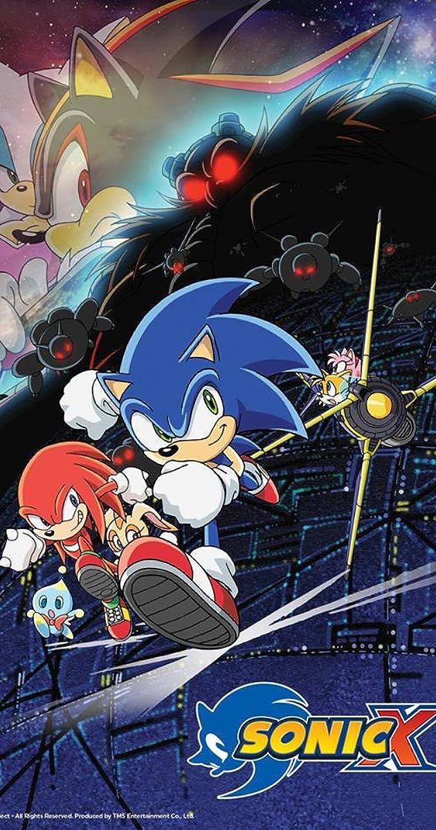 Sonic X Tv Series 2003 2006 Imdb