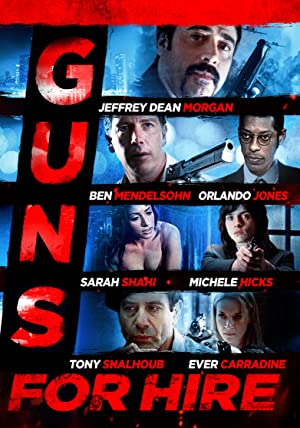 Guns for Hire Pelicula Poster