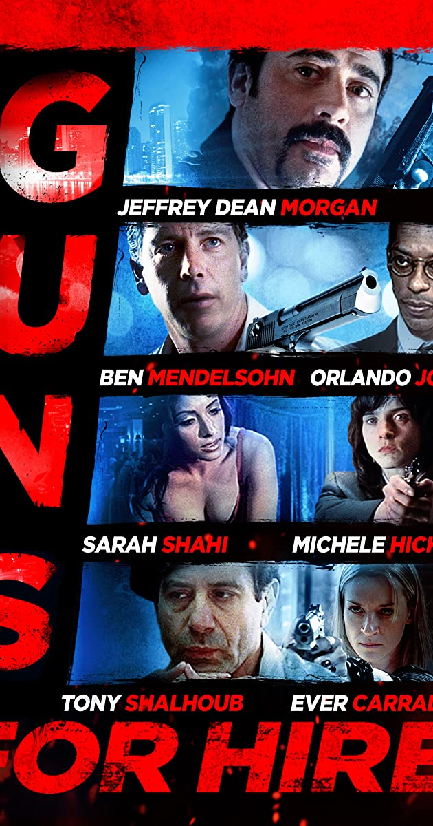 Subtitle of Guns for Hire