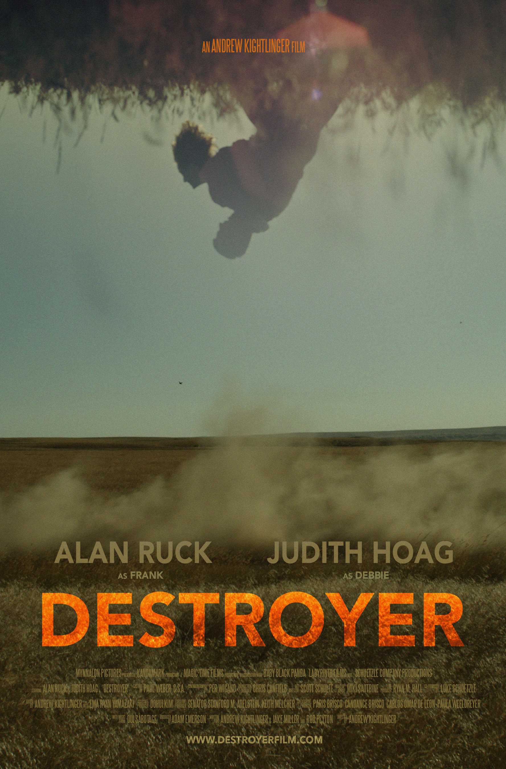 Destroyer (2014) - IMDb