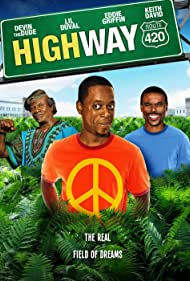 Keith David, Lil Duval, and Devin Copeland in Hillbilly Highway (2012)