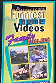 America's Funniest Home Videos: Family Follies Poster