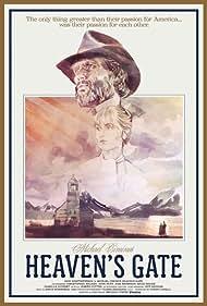 Heaven's Gate (1981) Poster - Movie Forum, Cast, Reviews