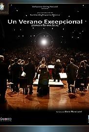 Concerto Malaga: Un Verano Excepcional Poster