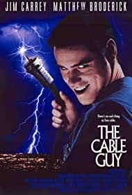 Jim Carrey in The Cable Guy (1996)