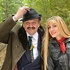 Rados Bajic and Jelena Gavrilovic in Braca po babine linije (2016)