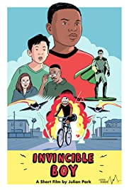 Invincible Boy Poster