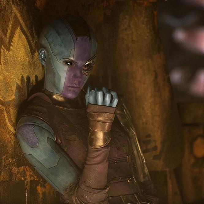 Karen Gillan in Guardians of the Galaxy Vol. 2 (2017)