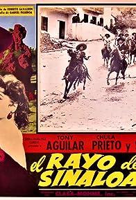 Primary photo for El rayo de Sinaloa (La venganza de Heraclio Bernal)