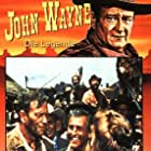 John Wayne, Capucine, and Stewart Granger in North to Alaska (1960)