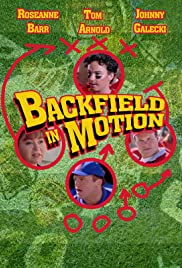 Backfield in Motion Poster