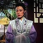 Shirley Yamaguchi in Byaku fujin no yoren (1956)