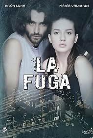 María Valverde and Aitor Luna in La fuga (2012)