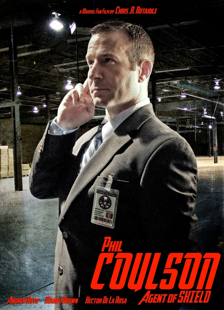 Andrew Roth in Phil Coulson: Agent of SHIELD (2012)