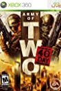 Army of Two: The 40th Day (2010) Poster