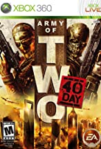 Primary image for Army of Two: The 40th Day