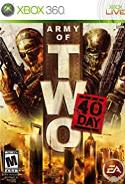 Army of Two: The 40th Day Poster