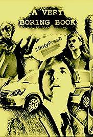 A Very Boring Book Poster