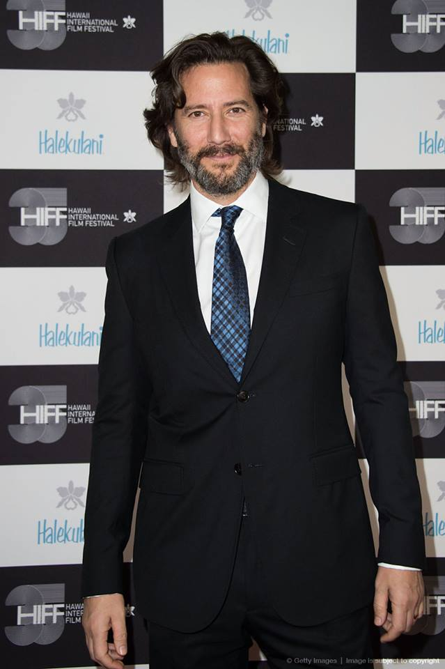 Henry Ian Cusick at an event for Pali Road (2015)