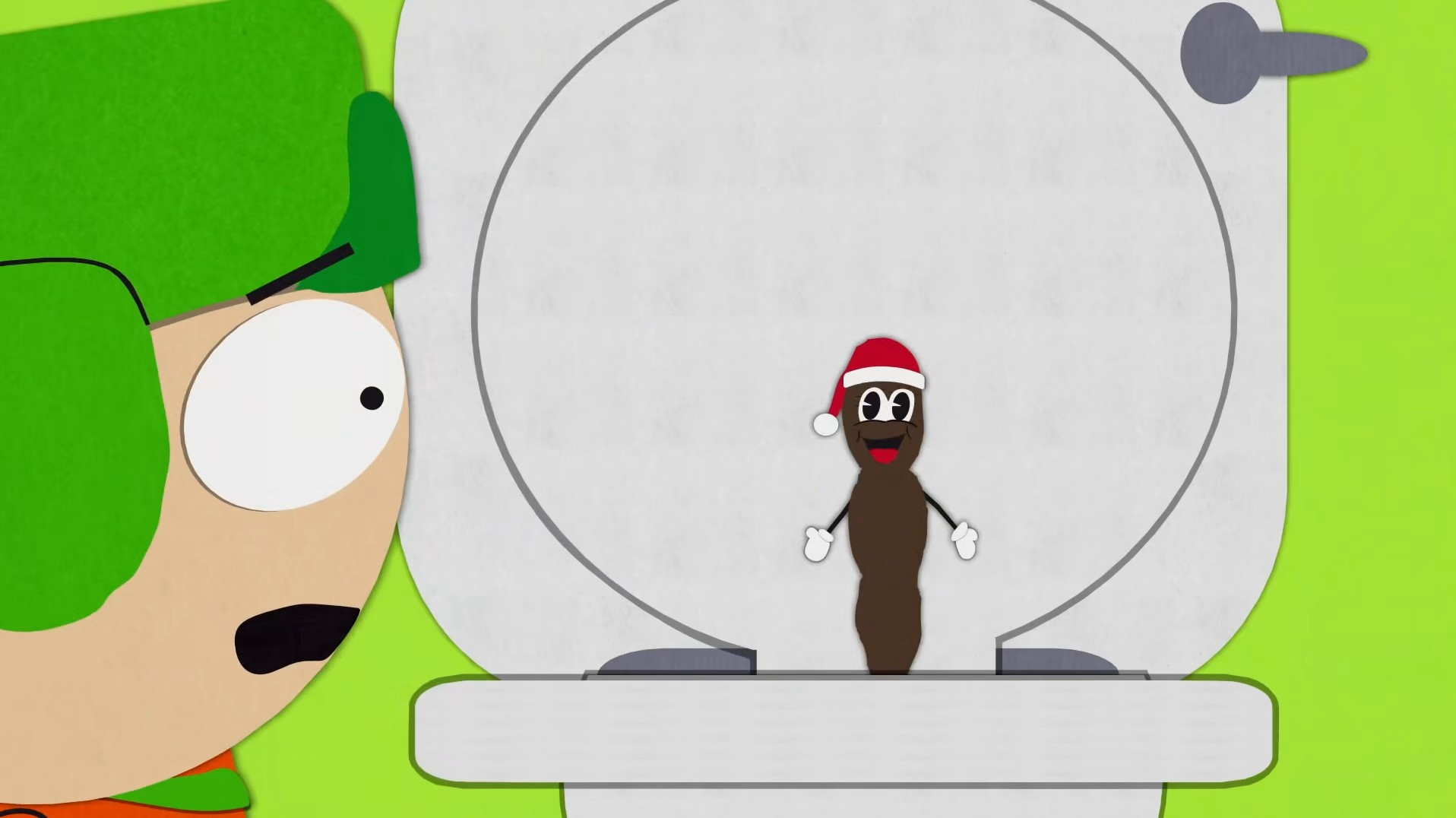 Mr Hankey The Christmas Poo.South Park Mr Hankey The Christmas Poo Tv Episode 1997
