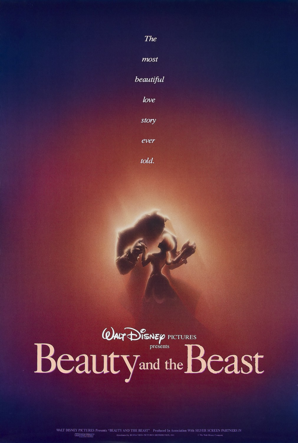 Beauty and the Beast (1991) BluRay 720p & 1080p