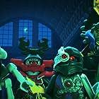 Ian James Corlett, Paul Dobson, Andrew Francis, Michael Kopsa, and Richard Newman in Ninjago: Masters of Spinjitzu - Day of the Departed (2016)