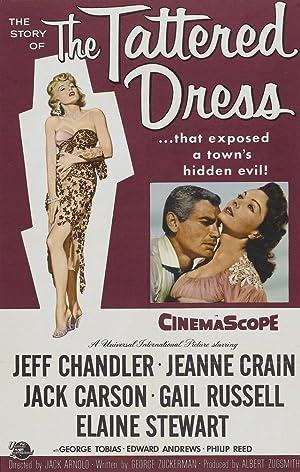 Film-Noir The Tattered Dress Movie