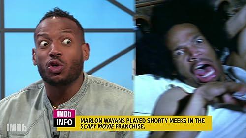 Marlon Wayans Wants to Make Eddie Murphy Proud