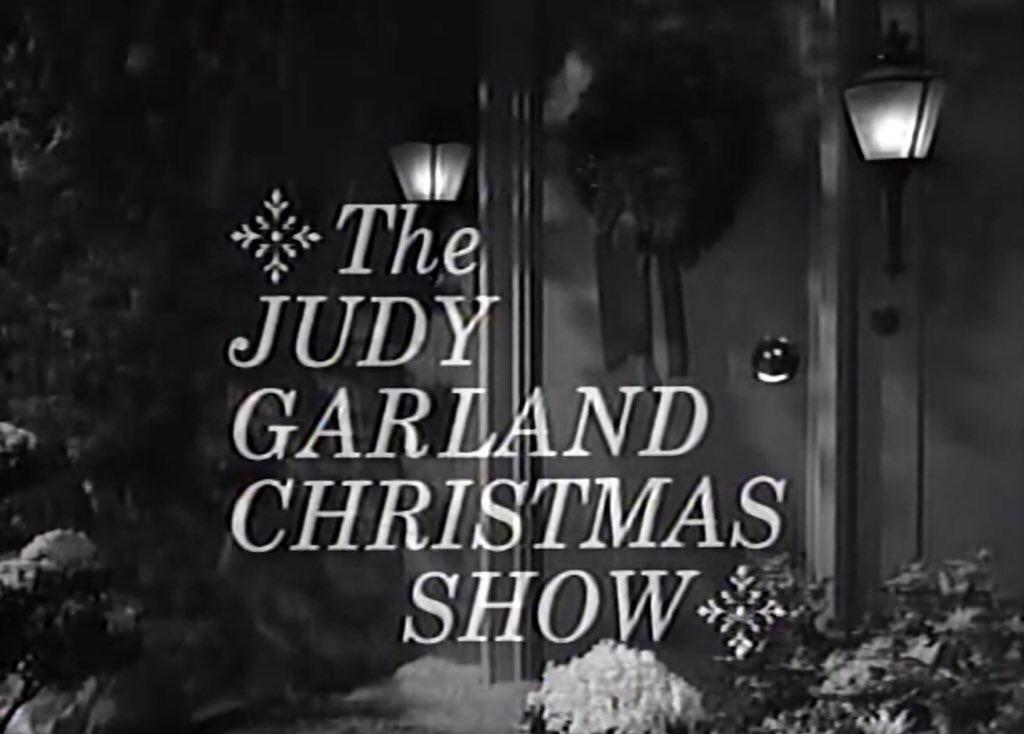The Judy Garland Show\