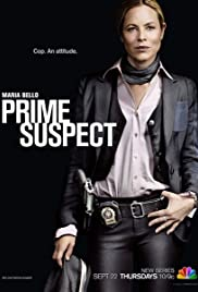 Prime Suspect Poster - TV Show Forum, Cast, Reviews