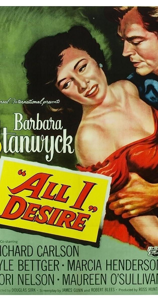 Subtitle of All I Desire