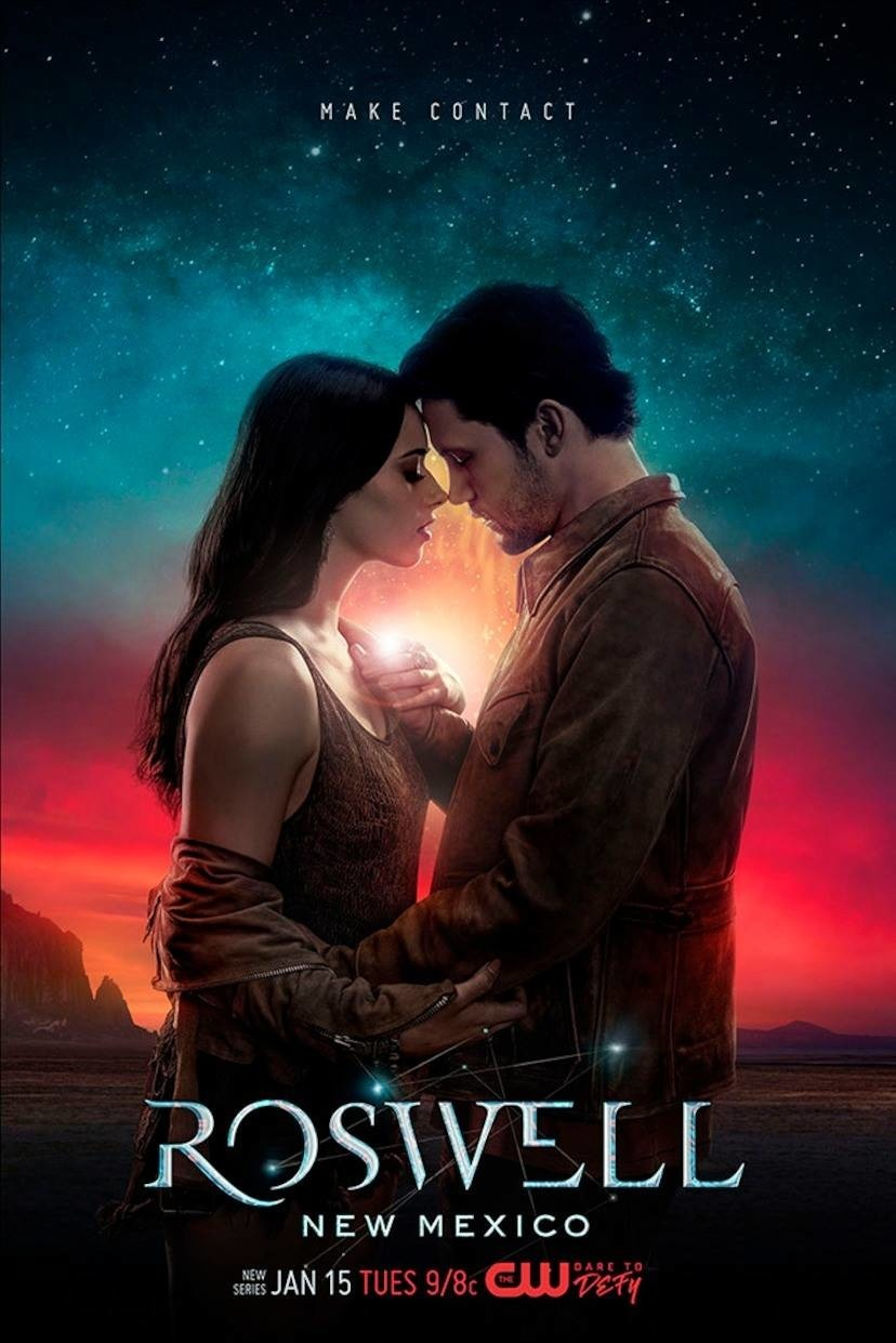 Roswell, New Mexico 1 sezonas online