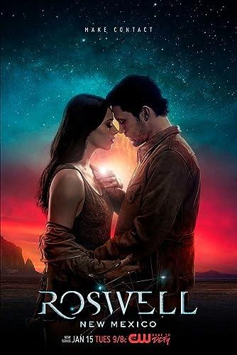 Розуэлл, Нью-Мексико / Roswell, New Mexico [Сезон: 1] (2019) WEB-DL 1080p | LostFilm