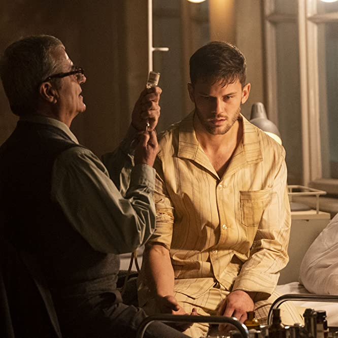 Jeremy Irvine in Treadstone (2019)