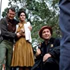 Don Collier, Lee Meriwether, and Michael Quinn in Land of the Giants (1968)