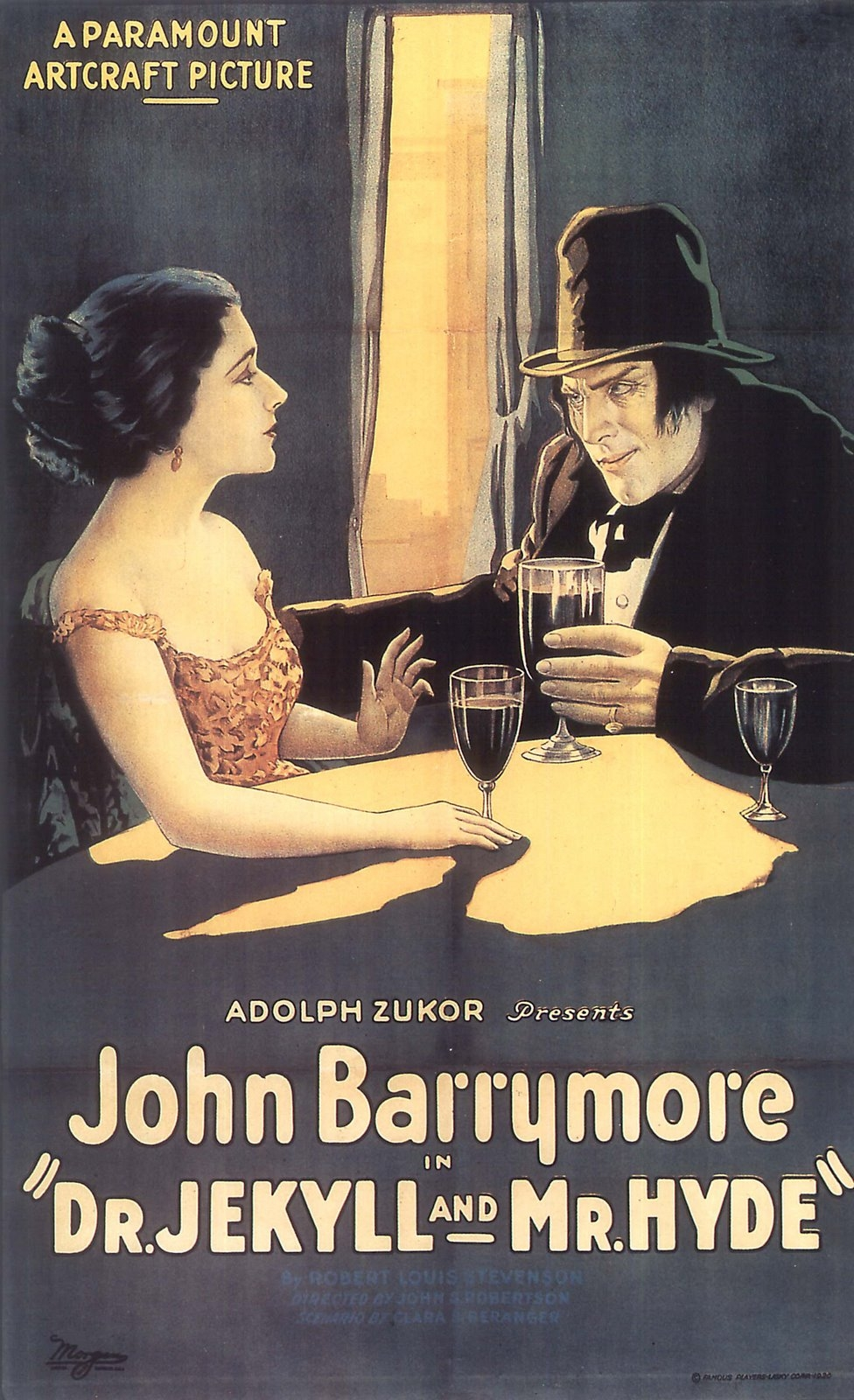 1920 film starring John Barrymore.