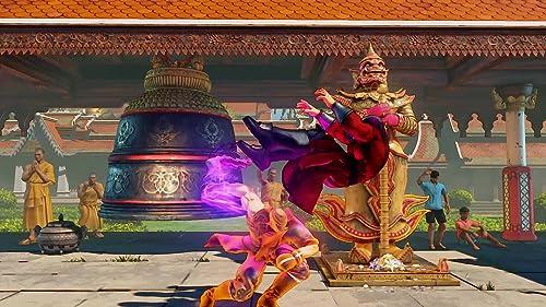 Street Fighter V: Ed (Italian Subtitled)
