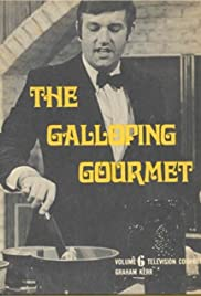 The Galloping Gourmet Poster