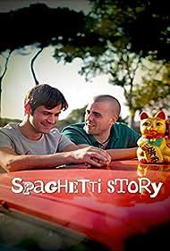 Valerio Di Benedetto and Cristian Di Sante in Spaghetti Story (2013)